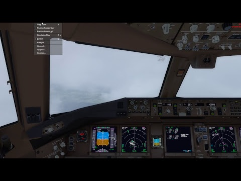 [iterryaki Flight Sim Channel] CAL 77W RCTP - RPVM (Fictional Route)