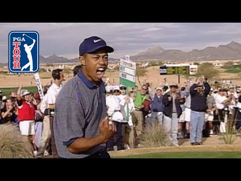All-time shots from Waste Management Phoenix Open
