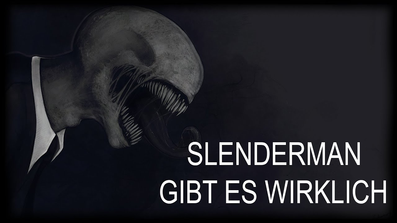 slender man gibt es wirklich youtube. Black Bedroom Furniture Sets. Home Design Ideas