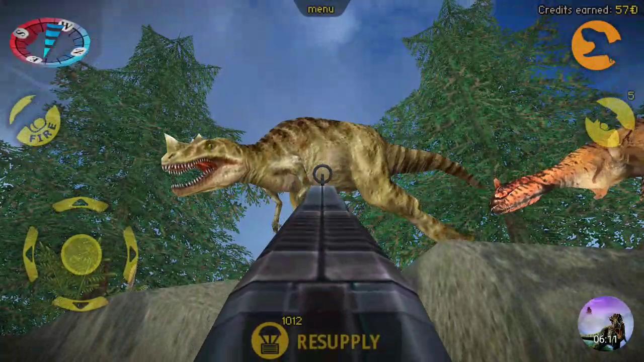Carnivores Dinosaur Hunter   Ceratosaurus, Carnotaurus ...