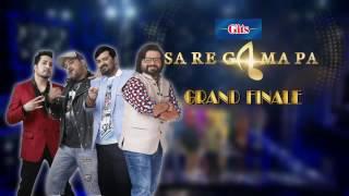 SRGMP - Grand Finale On ZEE TV Caribbean!