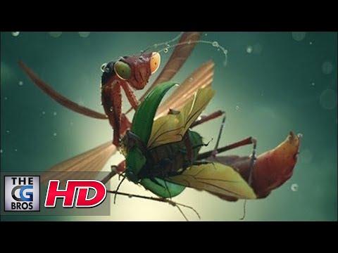 "CGI Animated Shorts HD: ""Insects""- CG Choice Award Winner - by Ramtin Ahmadi"