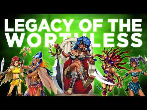 Legacy of the Worthless - Amazoness