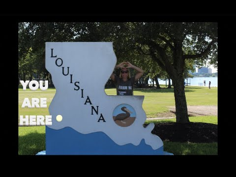 Country Roads, Swamps, Gumbo And Gators | Lake Charles, Louisiana | Family Trip
