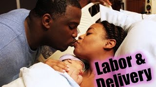 My Labor & Delivery Story | MsVaughnTV