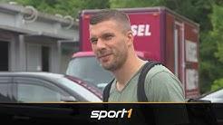 Zurück in der Türkei: Podolski findet neuen Klub | SPORT1 - TRANSFERMARKT