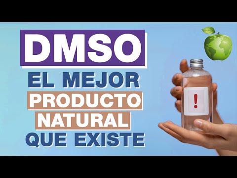 DMSO: El Mejor Producto Natural