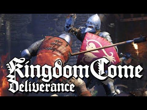 Kingdom Come Deliverance Gameplay German #13 - Ich bin ein Schurke
