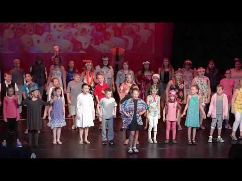 "Andrea Green's musical ""The Same Sky"" • Full Show July 1, 2017 • Fairfield, Iowa"