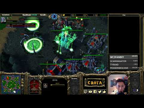Moon (NE) vs tbc_bm (UD)   - G2- WarCraft 3 - WC####