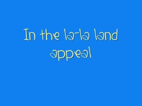 Demi Lovato - LaLa Land (With Lyrics and cute font)
