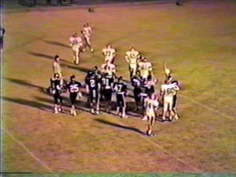 1987 Barnesville Academy Warriors at Flint River Academy Wildcats