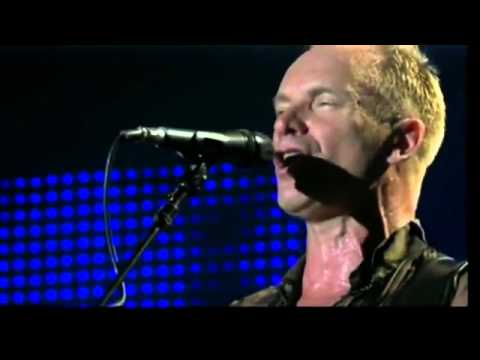 Sting - - -  Shape Of My Heart  Live @ Montreux 2006