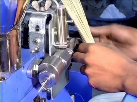 Automatic Incense Stick Making Machine Youtube