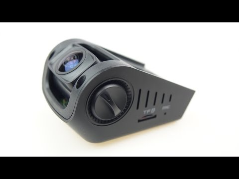 The 'Wedge' A118 / B40 Dashcam Review With Sample Footage