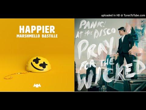 Hey Look Ma, I'm Happier (Mashup) - Panic! At The Disco/Marshmello & Bastille