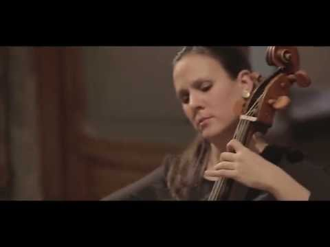 Dall Abaco Capriccio 4. Ester Domingo, baroque cello
