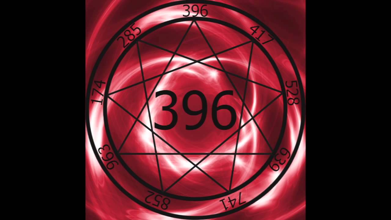 1 Hr  Solfeggio Frequency 396hz ~ Liberation of Fear and Guilt