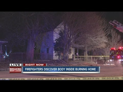 Firefighters find body inside burning KCK home; homicide investigation underway