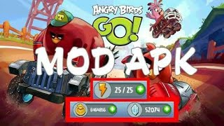 How to hack angry birds go unlimited money