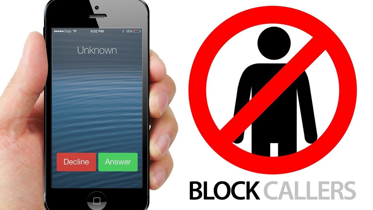 how to block unknown caller on iphone how to block number on iphone 1042