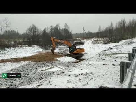 На автодороге М-10 – Гирино под Вышним Волочком завершились ремонтные работы