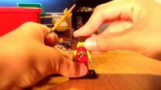Lego Review: Ninjago Battle Pack 5003085