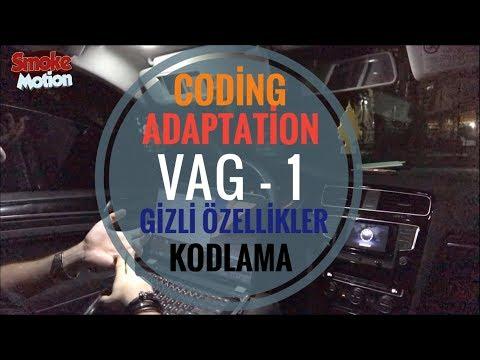 Vagcom Lecture 1 | Coding | Nasıl Kodlama Yapılır | VCDS Tweaks | Adaptation