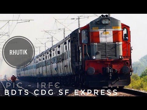 Bandra chandigarh express