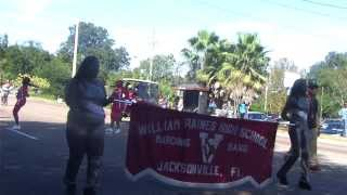 Raines high - How Many Drinks multi drill 2013-2014 : Raines & Ribault parade