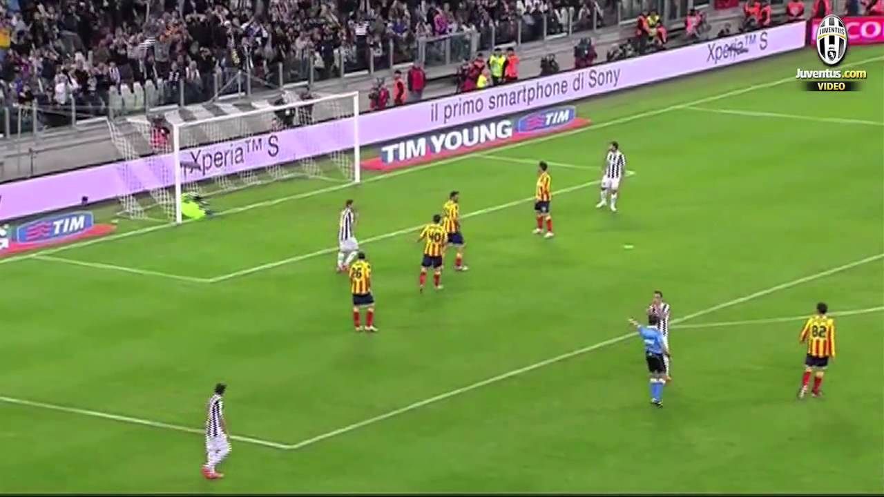 Juventus Lecce 1 1 02 05 2012 Highlights Youtube
