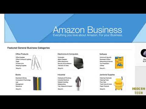 amazon business account for resale
