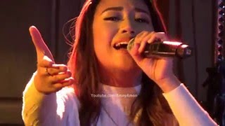 Morissette Amon - When We Were Young [by Adele] at the Coffee Bean for Stages Sessions