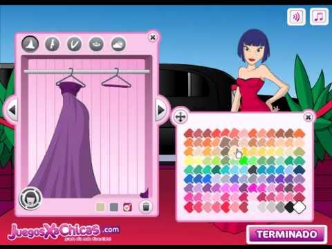 Juego De Vestir A Una Princesa Con Chicas Dowload 2012 Youtube