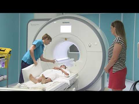 My first MRI