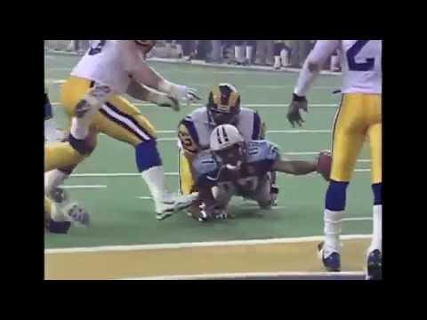 The Tackle (Rams vs Titans 1999 Super Bowl XXXIV)