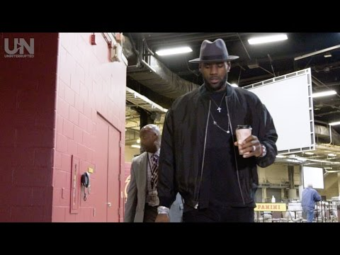 LeBron's Away Game Mentality | TROPHIES