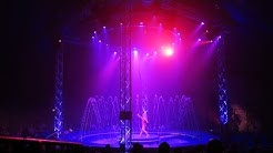 We went to a water Circus, CIRQUE ITALIA!!!