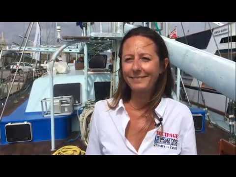 Ils préparent Escale à Sète 2020 : rencontre avec Marion Urbin