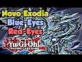 Novo Exodia e novas cartas Blue-Eyes e Red-Eyes! 20th Anniversary Legend Collection!