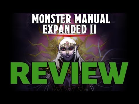 REVIEW - Monster Manual Expanded 2