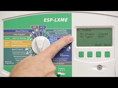 Installing and Programming a Pump Start Relay Using an ESP-LXME on