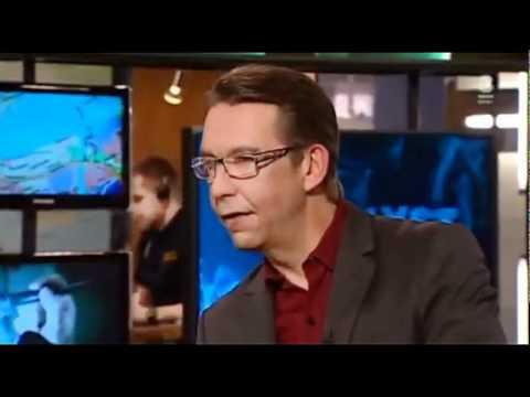 GW Persson säger sanningen om Svensk media till Hasse Aro