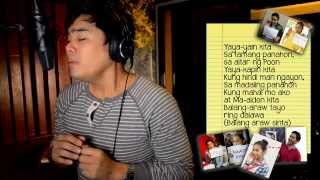YAYA ni Jimmy Bondoc (#AlDub Song) Official video with lyrics