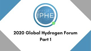 Global Hydrogen Forum - Part 1