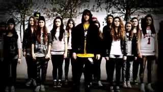 "THE WAVE - BURATTINI (OFFICIAL VIDEO) with ""URBAN STREET DANCE CREW"""