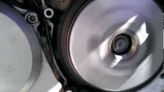 Bruit moteur Rotax 123