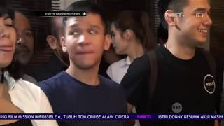 Jordi Onsu Klarifikasi Tabrakan Mobil Yang Dialaminya