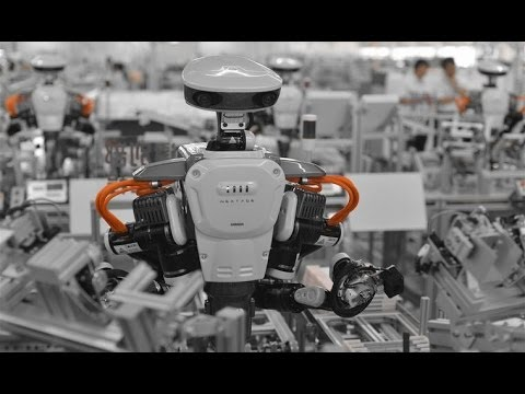 how to make a humanoid robot
