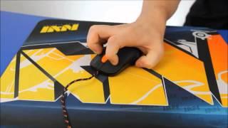 Игровая мышь Steelseries Kana. Купить игровую мышку для компьютера (мышка для PC).